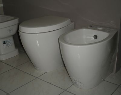 ceramica simas lft spazio in appoggio vaso sedile bidet