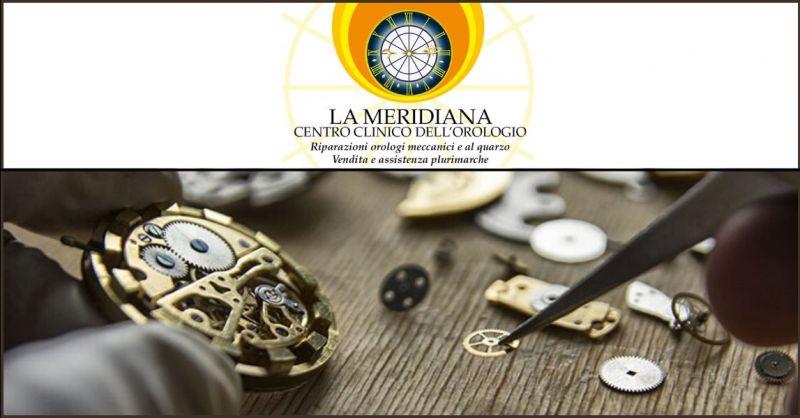 Offerta servizio assistenza riparazione orologi di ogni marca - Occasione negozio specializzato riparazione vendita orologi