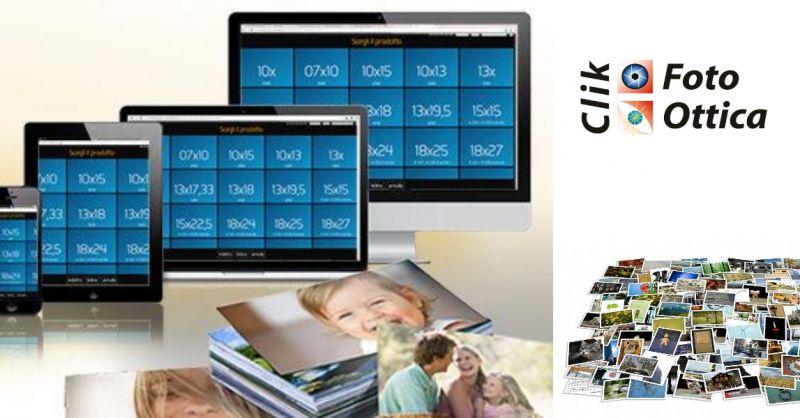 Foto Ottica Click offerta stampa foto online - promozione per foto digitali Brugnera