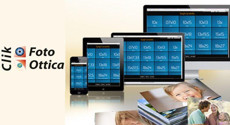 FOTO OTTICA CLIK promozione stampa foto online - offerta stampa foto 10x15 online prezzo