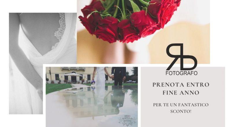 Occasione sconto Wedding Photographer a Pordenone – Offerta fotografo scontato per matrimoni a Pordenone