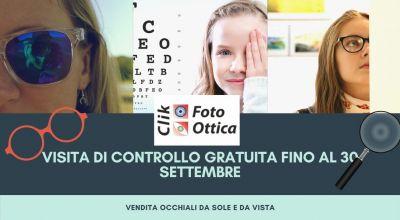 offerta controllo delle vista gratuita a pordenone occasione visita della vista gratis a pordenone