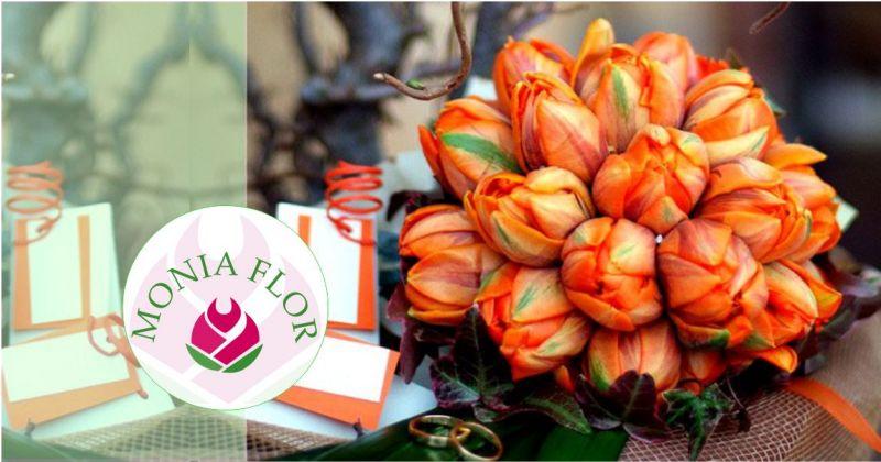 Fioricoltura Monia Flor - offerta addobbi e allestimenti floreali matrimoni eventi Cagliari