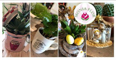 fioricoltura monia flor offerta idee regalo floreali originali allestimenti a tema