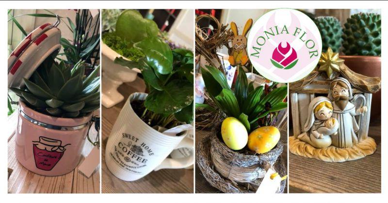 Fioricoltura Monia Flor - offerta idee regalo floreali originali allestimenti a tema