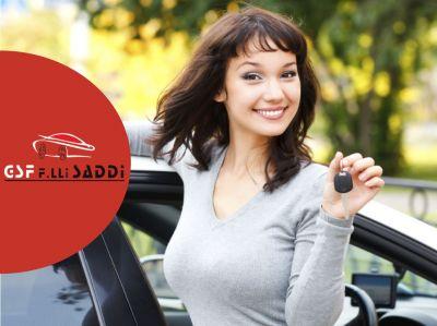 promozione servizio auto di cortesia autocarrozzeria gsf f lli saddi