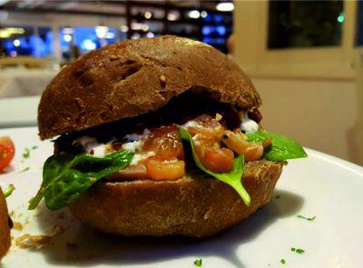 offerta panino gourmet occasione panino al salmone da ciarro