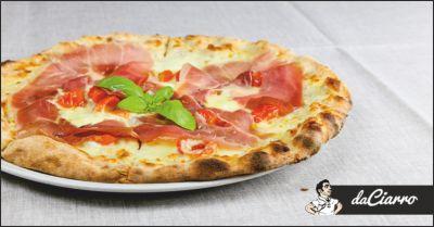 da ciarro offerta pizza cotta nel forno a legna occasione pizze speciali fano