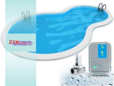 occasione sterilizzatore a sale per piscine promozione piscina 2im piscine gonnosfanadiga