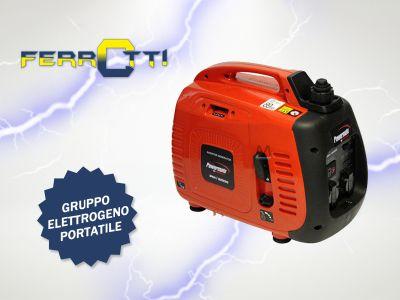 offerta gruppo elettrogeno portatile promozione generatore inverter pramac ferrotti aldo