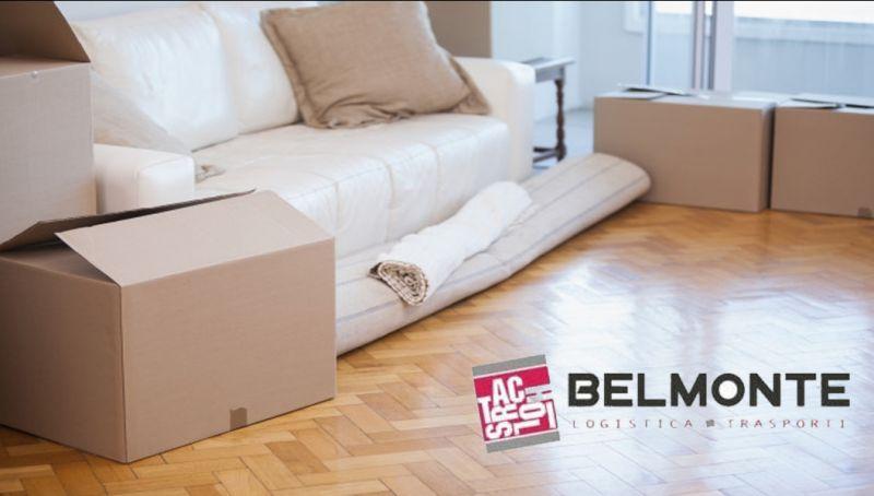 Offerta servizio deposito mobili cosenza - offerta custodia mobili trasloco cosenza