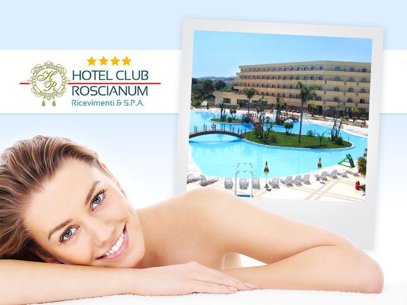 offerta vacanze rossano promozione estate rossano hotel club residence roscianum