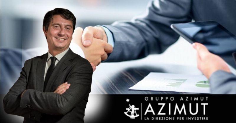 AZIMUT - Occasione professionista in analisi patrimonio finanziario immobiliare aziendale Verona