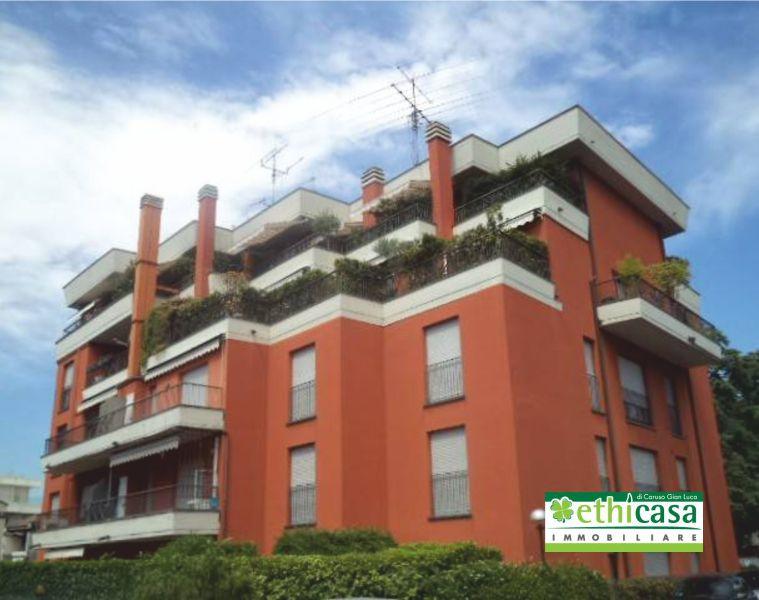 ETHICASA offerta splendido trilocale redona bergamo - promozione appartamento secondo piano