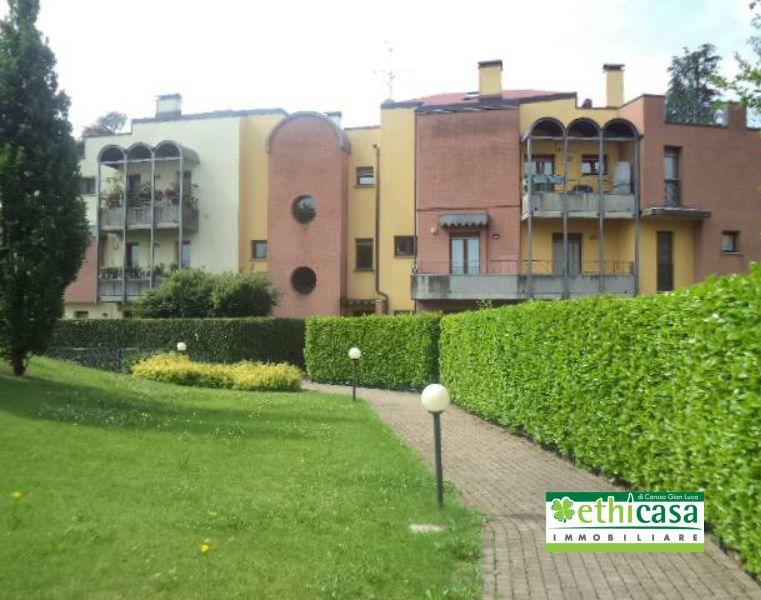 ETHICASA offerta attico in vendita a gorle bergamo- promozione quadrilocale terrazzo vivibile