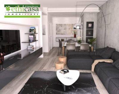 ethicasa offerta quadrilocale sorisole zona centrale ristrutturato appartamento con cantina e box