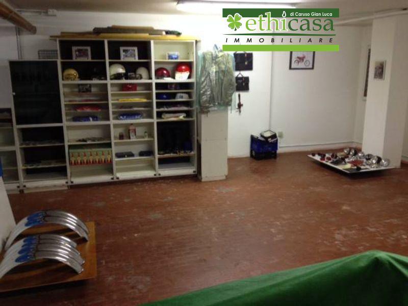 ETHICASA offerta magazzino open space borgo santa caterina - vendita deposito centro bergamo