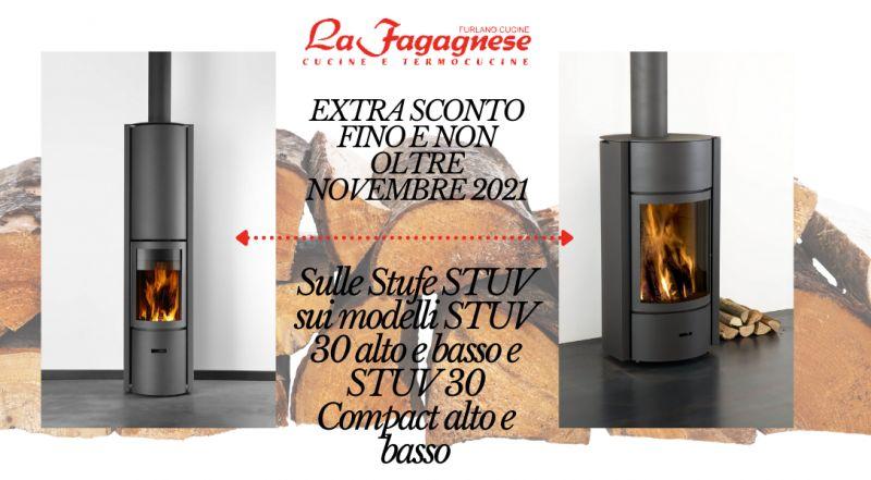 Offerta stufe STUV scontate a Udine – Occasione stufe a legna scontate a Udine