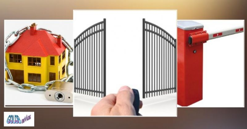 Golob Services occasione assistenza sistemi di sicurezza - offerta automatismi elettronici