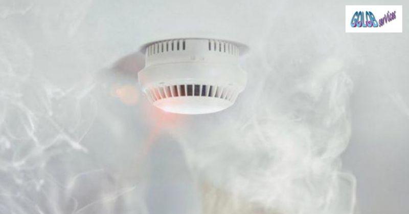Golob Services occasione vendita sistemi antincendio - offerta sistema di protezione casa