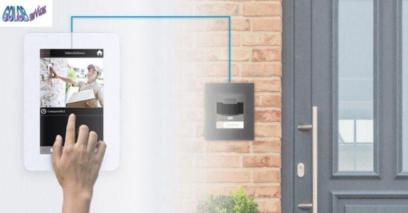 Golob Services occasione vendita sistemi di videocitofonia - offerta sistema di sicurezza