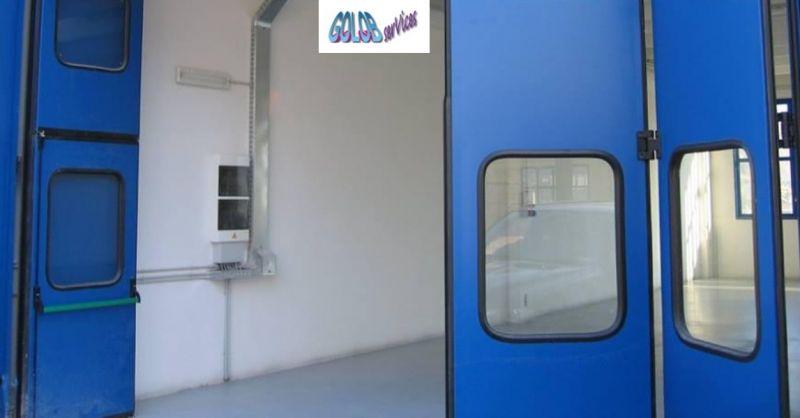Golob Services offerta progettazione porte automatiche - occasione manutenzione portoni Treviso