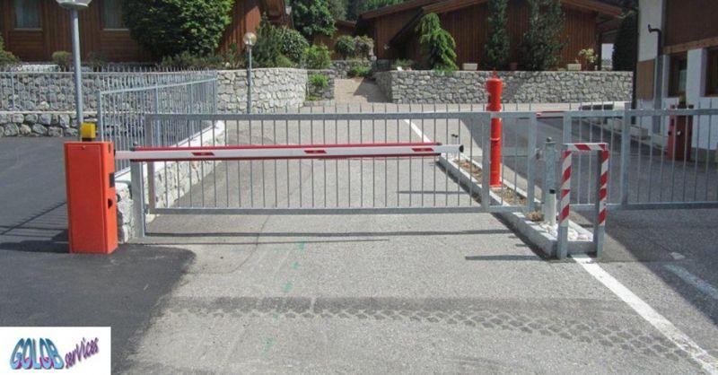 Golob Services occasione sistemi di parcheggio - offerta installazione barriere per sicurezza