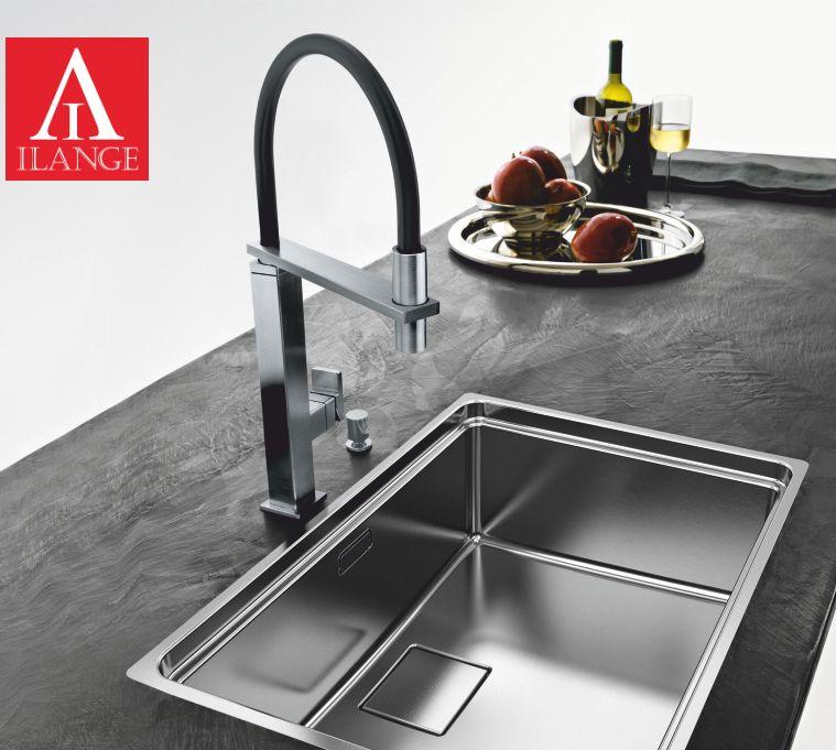 ILANGE offerta lavandini in acciaio franke Centinox - promozione lavabo cucina franke