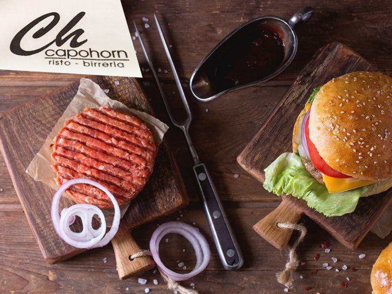 offerta ristorante carne - promozione ristorante mediterraneo - capo horn pozzuoli
