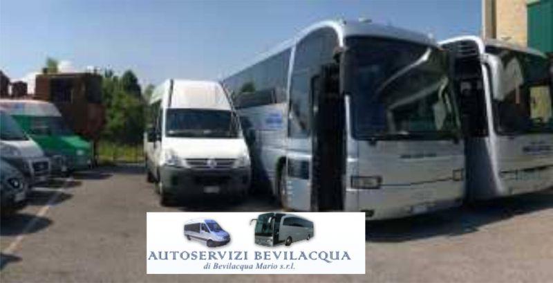 offerta Autonoleggio Pullman - Promozione noleggio Pullman italia estero