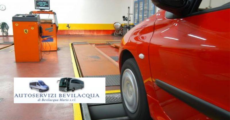 offerta Revisioni auto e moto - promozione revisione autoveicoli officina autorizzata