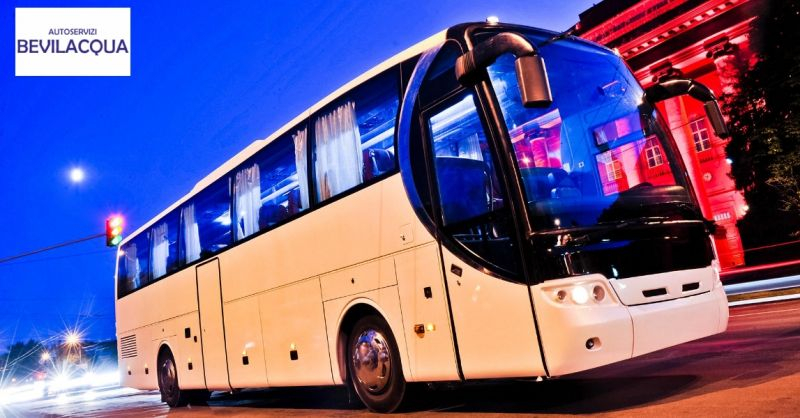Autoservizi Bevilacqua occasione noleggio autobus - offerta autonoleggio con conducente Udine