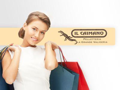 offerta borse da donna nuove collezioni occasione cartelle il caimano