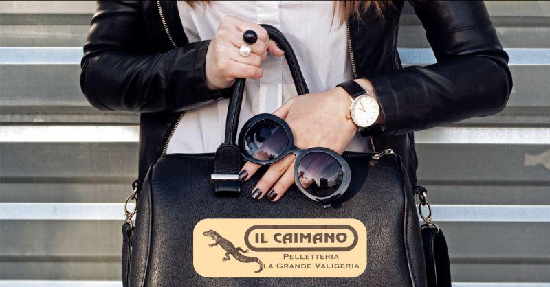 offerta vendita accessori in pelle - promozione negozio borse valigie madonna alta