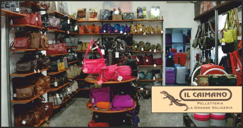 il caimano offerta sconti borse donna - occasione saldi sulle borse da donna stagionali perugia