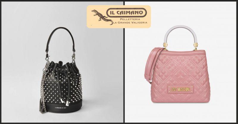 il caimano offerta nuova collezione autunno inverno - occasione nuove borse perugia