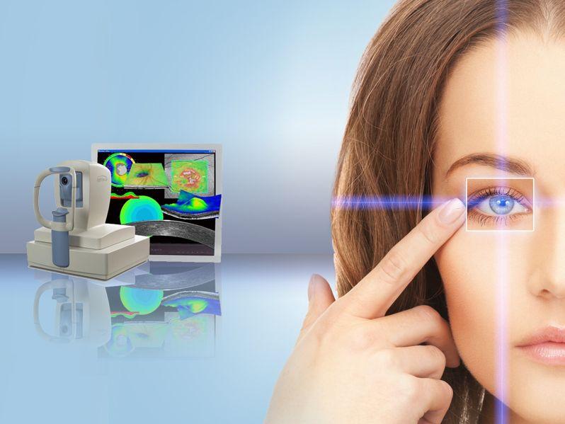 offerta tomografia ottica promozione tomografia ottica oct studio medico aurora