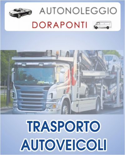 offerta trasporti autoveicoli promozione trasporti autoveicoli doraponti