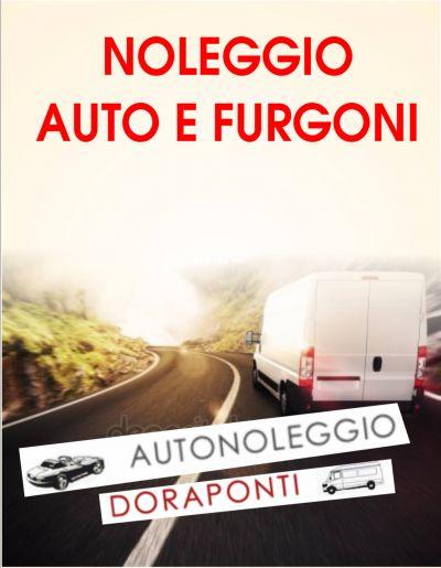 offerta noleggio auto e furgoni promozione noleggio auto e furgoni doraponti