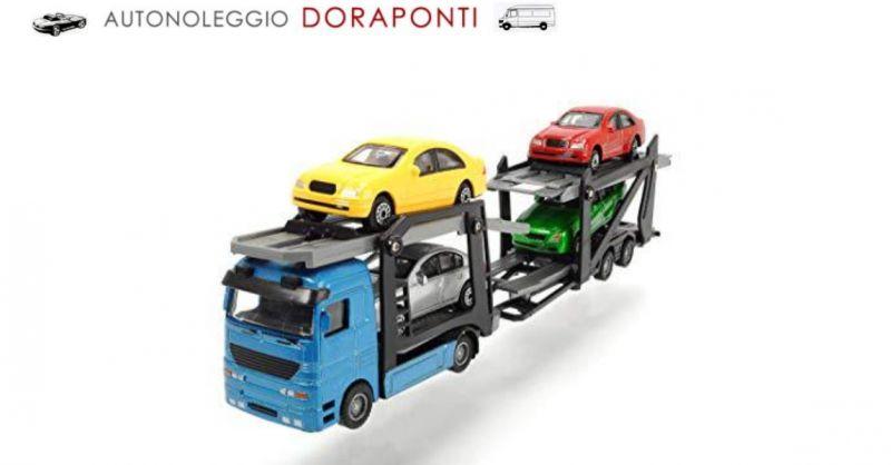 Autonoleggio Doraponti occasione trasporto carichi pesanti - offerta carico con bisarca Udine