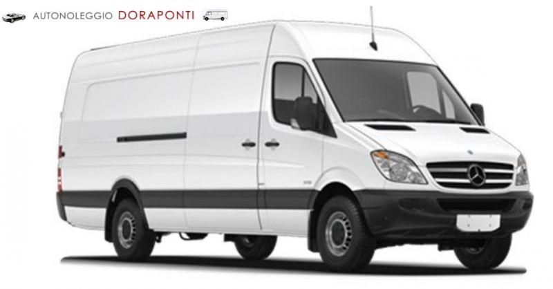 Autonoleggio doraponti offerta noleggio furgoni - occasione autonoleggio per trasporti Udine