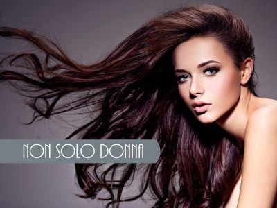 offerta nfoltimento capelli promozione trattamento anticaduta non solo donna