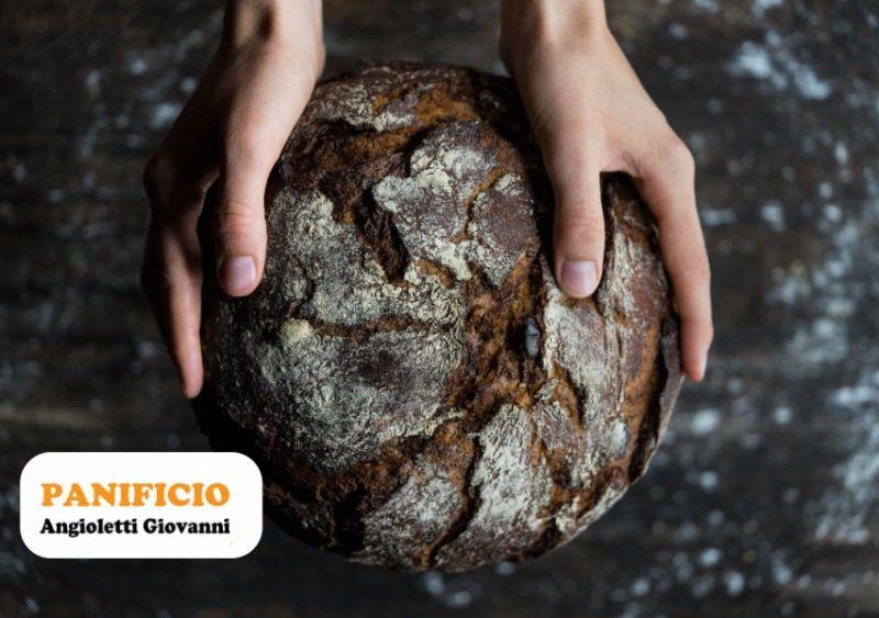 PANIFICIO ANGIOLETTI offerta pane di segale - promozione pane con semi di papavero