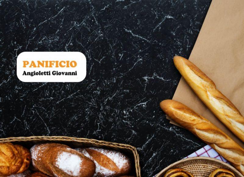 PANIFICO ANGIOLETTI offerta vendita pane ristoranti  - promozione vendita pane all ingrosso