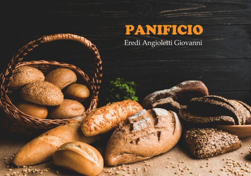 PANIFICI ANGIOLETTI offerta pane farina integrale - promo pane fresco ingredienti di qualita
