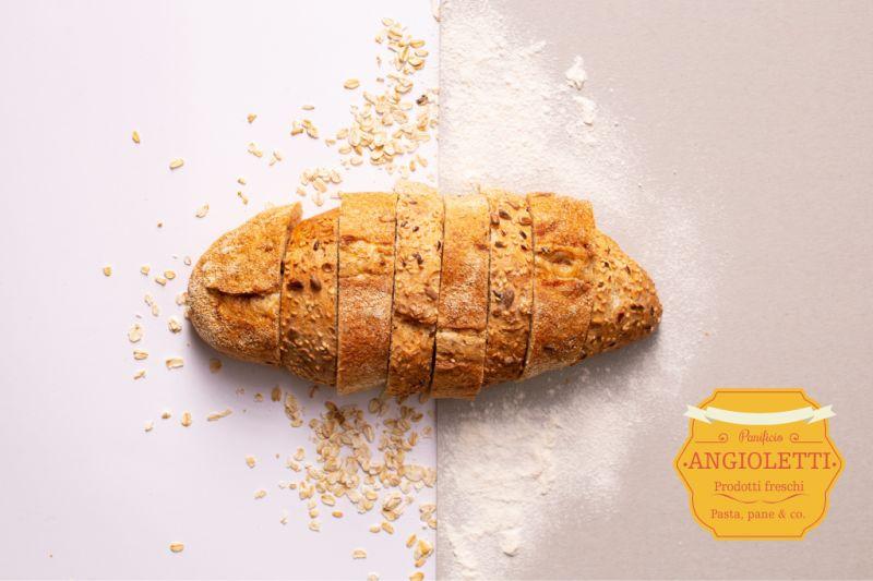 PANIFICI ANGIOLETTI offerta pane con farina di segale - promozione pane integrale