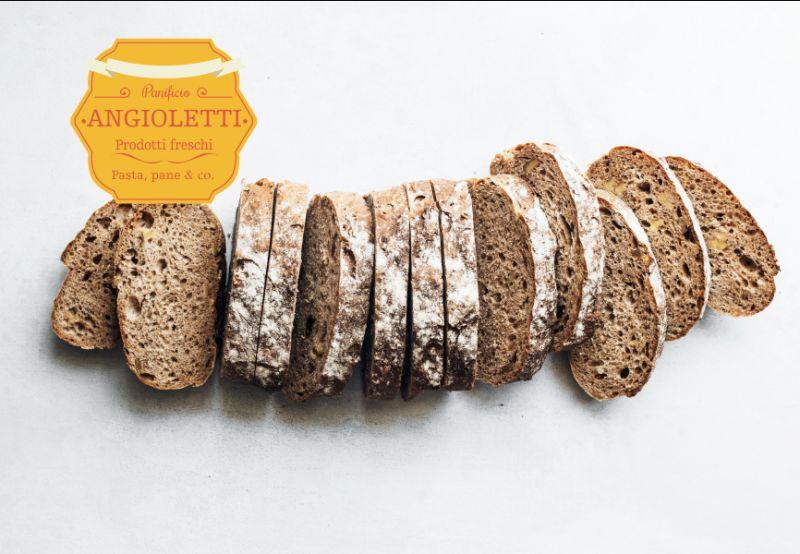 PANIFICIO ANGIOLETTI offerta pane integrale – promozione pane di segale