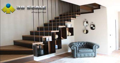 3d scale offerta scale su misura occasione progettazione scale per interni su misura a verona