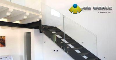 offerta realizzazione ringhiere per scale occasione produzione balaustre per interni verona