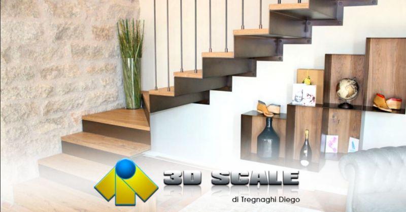 Promozione progettazione realizzazione scale per interni Verona - Offerta installazione scale interne Verona